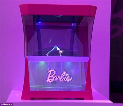 48in animated holographic mailbox mattel launches a holographic that lives in a box daily mail
