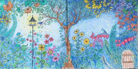 secret garden colouring book hong kong gardens bird feeders and coloring on