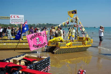 whatever floats your boat guide have you heard of the darwin beer can regatta festival