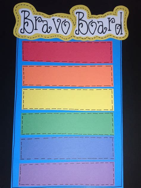 1000 ideas about bravo board on reward coupons 25 best ideas about bravo board on student work wall table points and kindergarten
