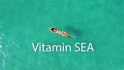 Vitamin Sea vitamin sea take a pill aerial phuket krabi thailand
