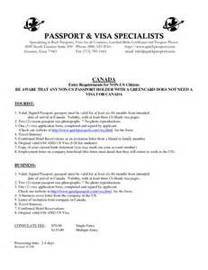 Justification Letter Visa Canada Sle Invitation Letter For Visa To Canada