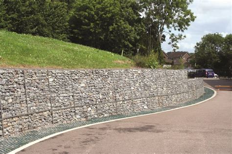 Retaining Wall Gabion Wall Gabion Garden Wall
