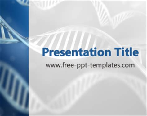 Biotechnology Ppt Template Free Powerpoint Templates Free Ppt Templates For Biotechnology