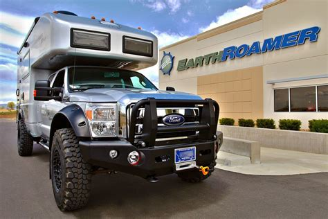 ford earthroamer earthroamer rv business