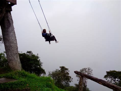 end of the world swing banos the swing at the end of the world https www
