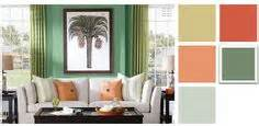 tropical colors for home interior 1000 images about lake house colors on