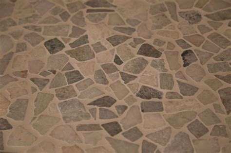 Mosaic Tile Shower Floor by Shower Floor Stones Amazing Tile