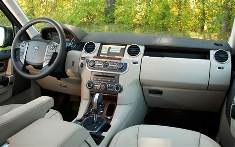 land rover lr4 interior land rover discovery to return to its roots improved off