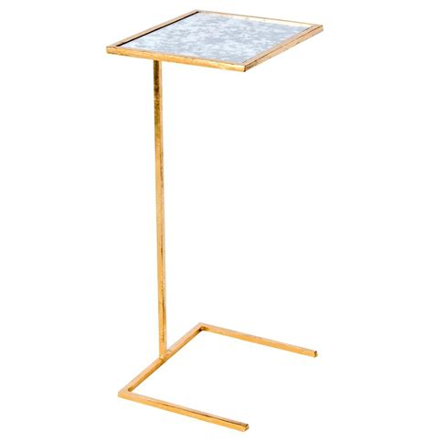 spring shopping my new gold mirrored table from build burns hollywood regency gold antique mirror side table