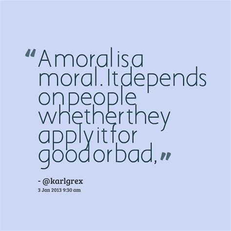 is on quotes moral character quotes quotesgram