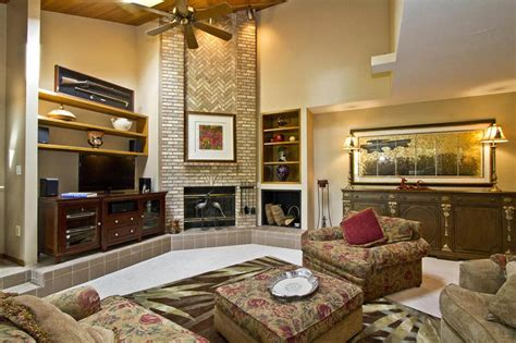 How To Decorate A Great Room With High Ceilings