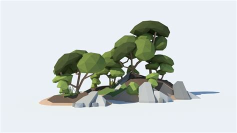 Low Poly 3d Models