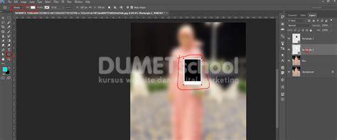 membuat video efek cara membuat bingkai foto efek kolase kursus desain grafis