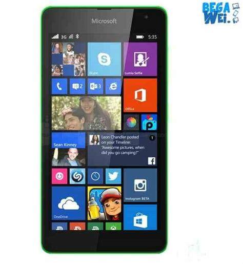 Microsoft Lumia Spesifikasi spesifikasi dan harga microsoft lumia 535 dual sekedar