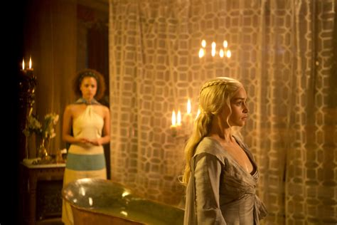 khaleesi bathtub scene game of thrones season 3 episode 8 recap quot second sons
