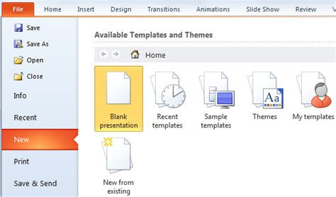how to create your own powerpoint template 2010 how to