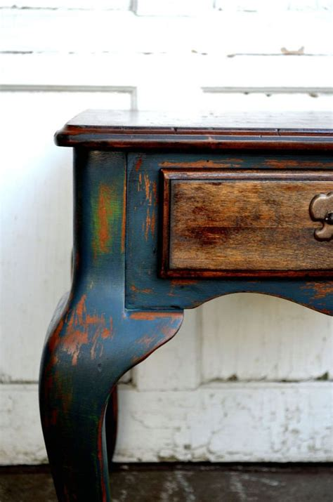 chalk painted rustic shabby cottage chic distressed