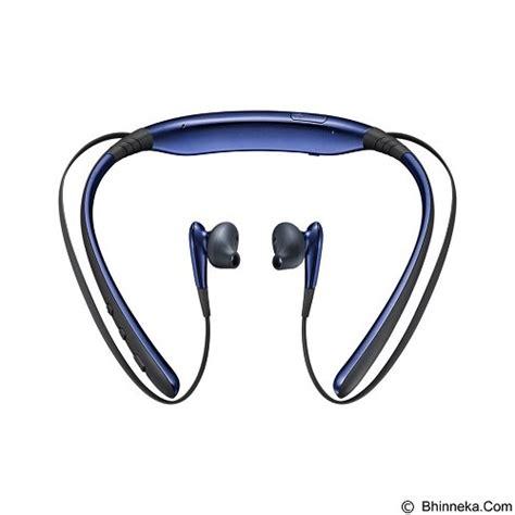 Resmi Headset Samsung Jual Headset Bluetooth Samsung Bluetooth Level U Eo Bg920bbegww Blue Black Murah