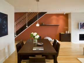 orange accent wall living room beautiful cock love 20 modern dining room ideas you ll fall in love with