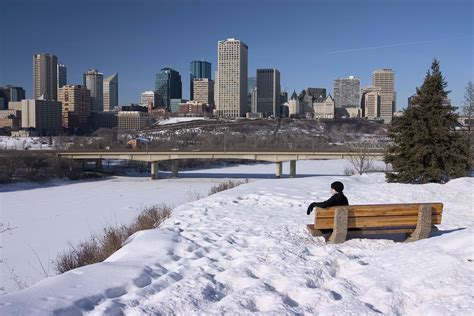 image gallery edmonton winter