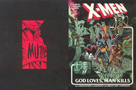 x men god loves man marvel graphic novel s 233 rie vo comics vf