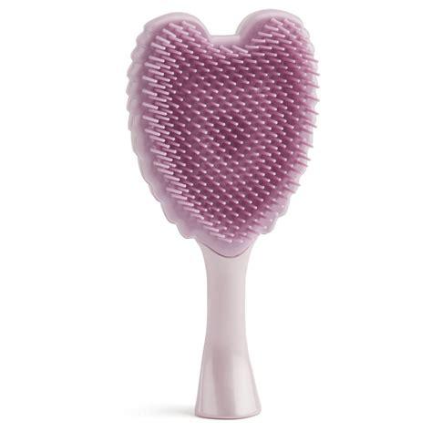 brush for hair tangle cherub hair brush for pearlescent pink