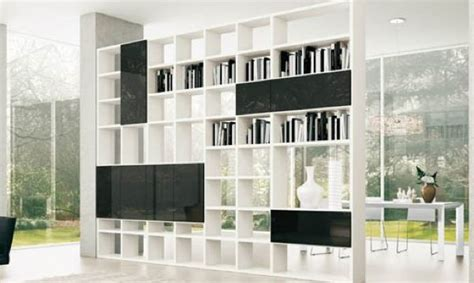 Shelf Partitions by Partition Storage As A Room Divider For Office Pantry Or
