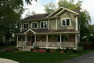 two story ranch green two story ranch house touch of country pinterest