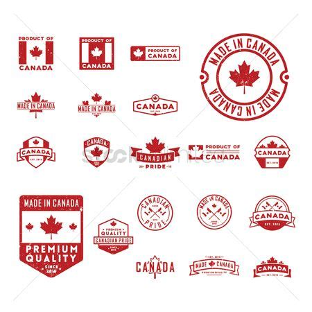 Made In Canada Ideas Collections - free proud of canada stock vectors stockunlimited