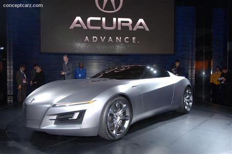 2007 acura advanced sports car concept images photo acura