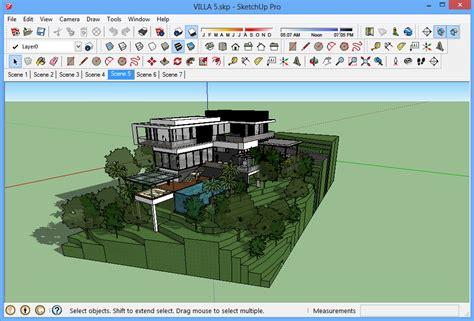 cara membuat video presentasi arsitektur hakuna matata software 2d dan 3d dalam arsitektur final
