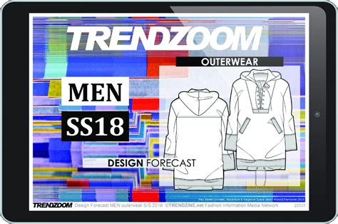 design forecast 10 trends to trendzoom design forecast outerwear s s 18 trends 820291