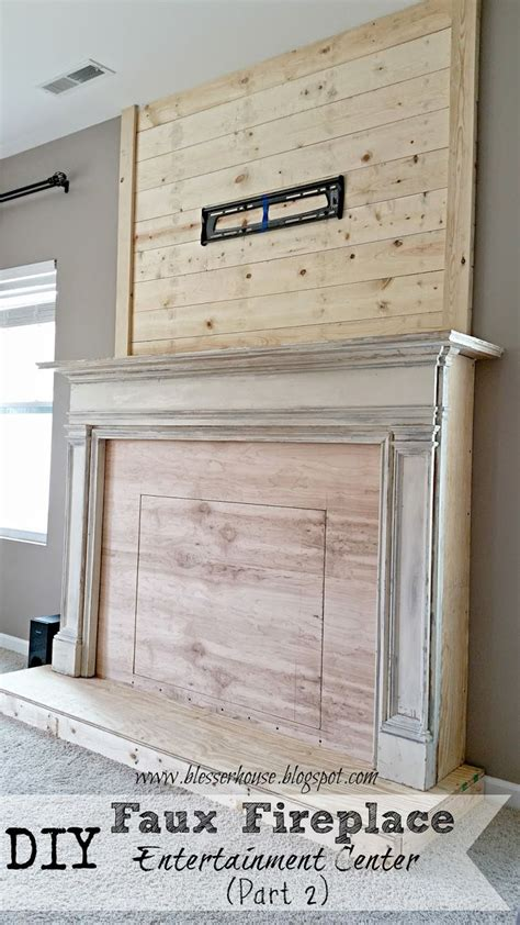 how to build a fireplace mantel and surround woodworking