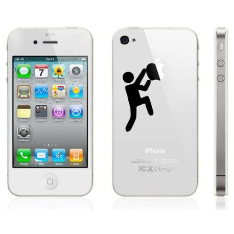 Sticker Iphone 4 apple push iphone 4 4s stickers iphone 4 4s stickers