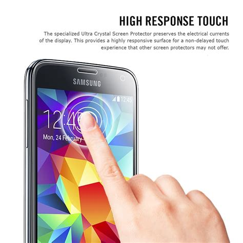 Spigen Galaxy S5 Screen Protector Ultra Steinheil galaxy s5 screen protector ultra steinheil store