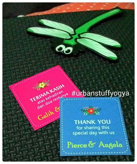 Kartu Ucapan Paskah Dari Dan Kepada Warna Ungu jual kartu ucapan terima kasih thanks card utk souvenir berbagai acara stuff