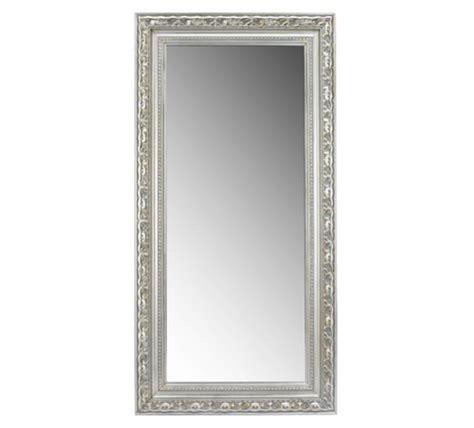 spiegel xxl lutz wandspiegel mit kunstvollem silberrahmen