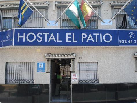 hostal el patio hostal el patio web oficial de turismo de andaluc 237 a