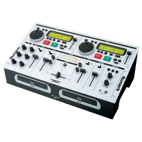 cd deck discontinued numark cdmix 2 dj cd decks at gear4music ie