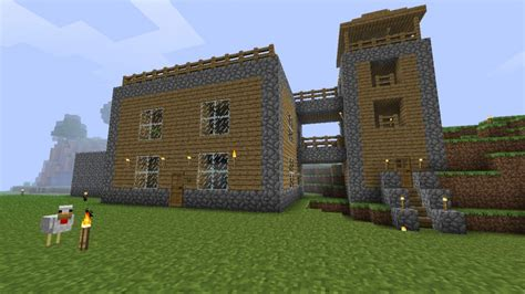 easy homes to build cool easy minecraft house designs cool minecraft house