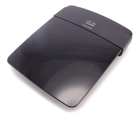 Router Wifi Cisco E1200 cisco linksys e1200 wireless n router slide 1