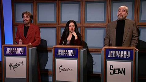 celebrity jeopardy snl french stewart watch celebrity jeopardy robin williams catherine zeta