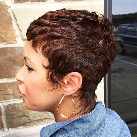 short hairstyles with fringe sideburns short hairstyles 50 most captivating african american short hairstyles and