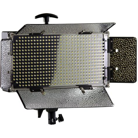 ikan id500 v2 led studio light with touch screen dimming