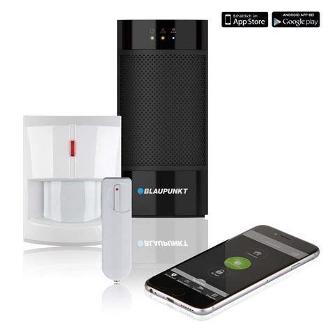 blaupunkt q3000 smart home ip draadloos alarmsysteem