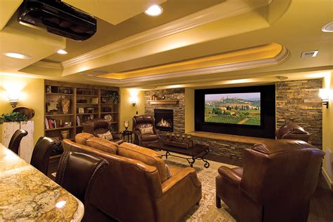 basement entertainment ideas 23 basement home theater design ideas for entertainment