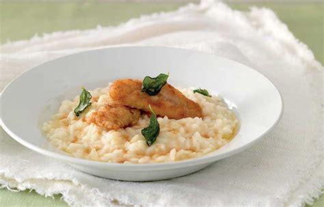 come cucinare pesce persico risotto al pesce persico