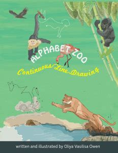 ear publishing artist releases new book to help children learn alphabet through drawings ear