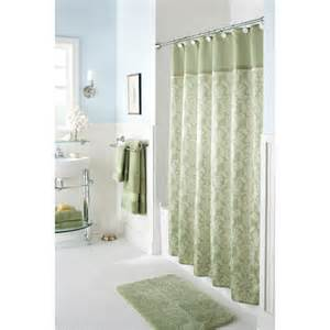 better homes and gardens kensington damask shower curtain